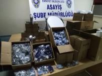 RUHSATSIZ SİLAH - Klozet Kapağı Hırsızları Yakalandı