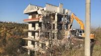 FUHUŞ - Kocaeli'de Bir Yılda 177 Metruk Yapı Yıkıldı