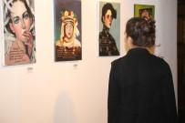 MEHMET TURGUT - Kocaeli'de Şiir Tadında Resim Sergisi