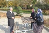 SOSYAL TESİS - Köşker'den Barış'ta İnceleme Turu