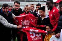 LÖSEMİ HASTASI - Lösemili Kadircan'a Samsunspor Morali
