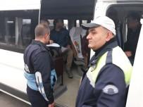SÖNDÜRME TÜPÜ - Marmaraereğlisi'nde Okul Servisleri Denetlendi