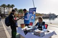 KAN ŞEKERİ - Marmaris'te Vatandaşlara Ücretsiz Diyabet Testi