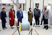 SOSYAL TESİS - Meram Havzan'a Hem Sosyal Tesis Hem 'Çocuk Sokağı'
