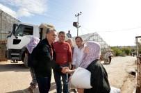 BEYMELEK - Muratpaşa Belediyesinden Felaketten Etkilenenlere Yardım