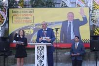 MUSTAFA PALA - Mustafa Pala, Oda Başkanlığına Aday Oldu