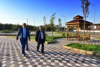 ŞIRINEVLER - Nazilli'de Kişi Başına Düşen Yeşil Alan Arttı