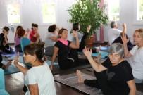 ALTINŞEHİR - Olgun Gençlik Merkezi Kurslarına Büyük İlgi