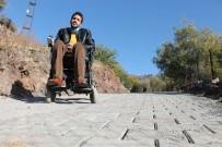 HAZİNE ARAZİSİ - Kaymakamın Azmi, Engelli Cahit'i Ev Hapsinden Kurtardı