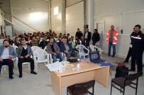 KOÇAK - Palandöken Belediyesi Personeline Yangın Eğitimi Verildi