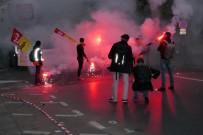 KAPITALIST - Paris'te İşçi Sendikalarından Macron'un Reformlarına Karşı Yürüyüş