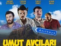 İLETİŞİM FAKÜLTESİ - Polis memurundan uzun metrajlı sinema filmi