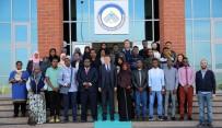 HAKAN ATEŞ - Rektör Ayrancı Cibuti Heyetini Kabul Etti