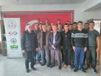 İŞKUR - Şaphane Halk Eğitim Merkezi Müdürlüğü 2 Bin 100 Kişiye Kurs Verdi