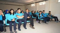 GÜVENLİ GIDA - Sarıgöl'de Öğrencilere 'Güvenli Gıda' Semineri