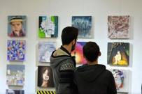 GÖRSEL İLETIŞIM - SAÜ'de '30X30' Karma Sergisi Açıldı