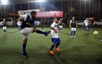 BOZKÖY - Şehit Oğuz Özgür Çevik Turnuvasında Heyecan Sürüyor