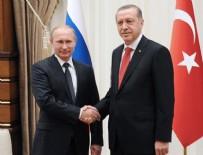 VLADIMIR PUTIN - Cumhurbaşkanı Erdoğan Rusya'ya gidiyor
