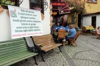 SOSYAL SORUMLULUK PROJESİ - Sokakların Gizli Kahramanlarına Soğuk Havada İç Isıtan İkram