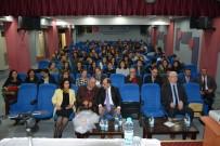 RECEP YAZıCıOĞLU - Söke'de 'Felsefe Kazan Biz Kepçe' Söyleşisi