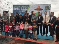 MİMAR SİNAN - Sultanbeyli Belediyesi, Yeni Bir Parkı Daha Hizmete Açtı