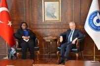 İZMIR TICARET ODASı - Tanzanya Ankara Büyükelçisinden Başkan Demirtaş'a Ziyaret