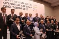 ÇANAKKALE BELEDİYESİ - Tarihi Ve Kültürel Mirasa Sahip Çıkan Belediyeler Ödüllendirildi