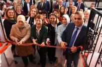 AÇILIŞ TÖRENİ - Türk Kadınlar Birliği Tarsus Şubesi Hizmet Binasına Kavuştu
