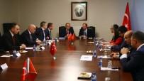 ULAŞTIRMA BAKANI - Türkiye Ve Karadağ Ekonomik İlişkileri Masaya Yatırılacak