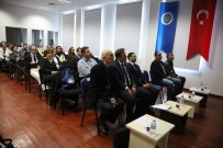BILIM ADAMLARı - Urla'da 'Sualtı Bilim Ve Teknolojisi' Masaya Yatırıldı