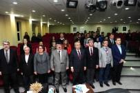 AÇILIŞ TÖRENİ - Van YYÜ'de Mimarlık Ve Tasarım Fakültesi Açıldı