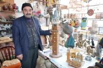ERMENI - Yozgat'ın Kültürünü Ahşap Süs Eşyalarıyla Tanıtıyor