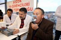BOZOK ÜNIVERSITESI - Yozgat'ta Vatandaşlara KOAH Taraması Yapıldı