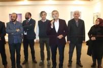 Zeytinburnu'nda 'Bakış 1' Resim Sergisine Yoğun İlgi