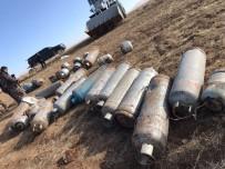 MUTFAK TÜPÜ - 2 Ton 750 Kilo EYP Ele Geçirildi