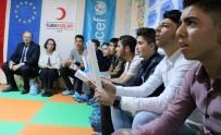KıZıLAY - AB Türkiye Delegasyonu Başkanı Christian Berger Açıklaması
