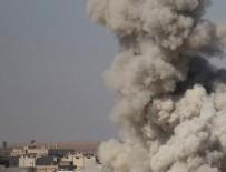 HAVA SALDIRISI - ABD Irak'taki her beş hava saldırısından birinde sivilleri vurdu