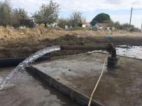 KARAKAYA - Adiloba Mahallesinde Verimli Suya Ulaşıldı