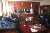 VERGİ DAİRESİ - AGC'den Defterdar Tural'a Ziyaret