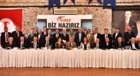 GENEL BAŞKAN YARDIMCISI - AK Parti İzmir Milletvekillerinden Ortak Yerli Otomobil Açıklaması