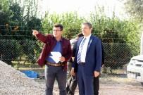 ADANALıOĞLU - Akdeniz'de İmarlı Ve Kadastral Yeni Yol Açma Çalışmaları Devam Ediyor