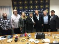 TEL AVIV - AKİB, Kereste- Palet Sektörüyle İsrail'e Çıkarma Yaptı