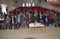 AVCILIK - Alaçam'da Avcılar İle Vatandaşların Sorunları Masaya Yatırıldı