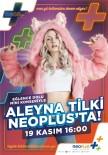 ALEYNA TİLKİ - Aleyna Tilki Eskişehir'e Geliyor