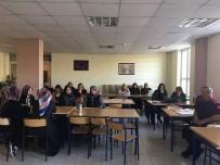 MEHMET KARAKAŞ - Altıntaş'ta 'Aşçı Çırağı' Kursu