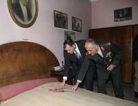 ASKERİ PERSONEL - Atatürk'ün Elazığ'a Gelişinin 80. Yıl Dönümü