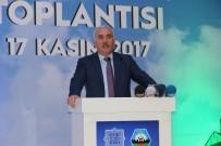 DIYARBAKıR TICARET VE SANAYI ODASı - Bankaların Genel Müdürleri Diyarbakır'da Toplandı