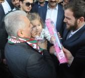 ŞERAFETTIN ELÇI - Başbakan Binali Yıldırım Cizrelilere müjde verdi