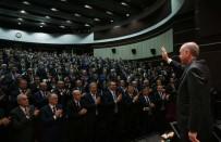 AK PARTİ İL BAŞKANI - Başkan Ay, İl Başkanları Toplantısına Katıldı