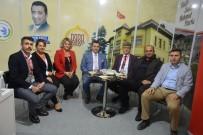 BOZÜYÜK BELEDİYESİ - Başkan Bakıcı, Bozüyük Belediyesi Standında Misafirlerini Ağırladı
